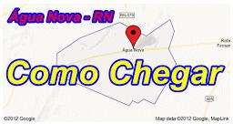 ÁGUA NOVA, RN - Como Chegar