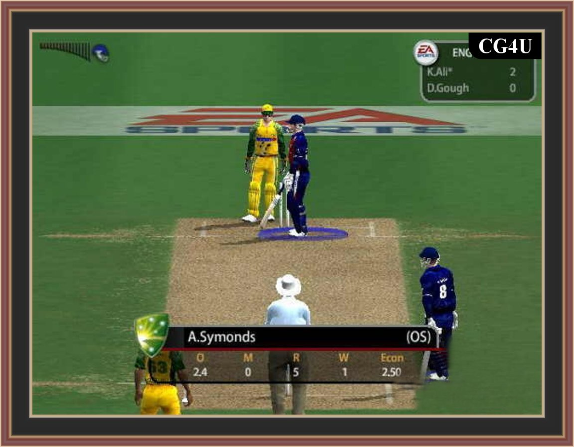EA Sports Cricket 2000 - PC Game Compressed Download