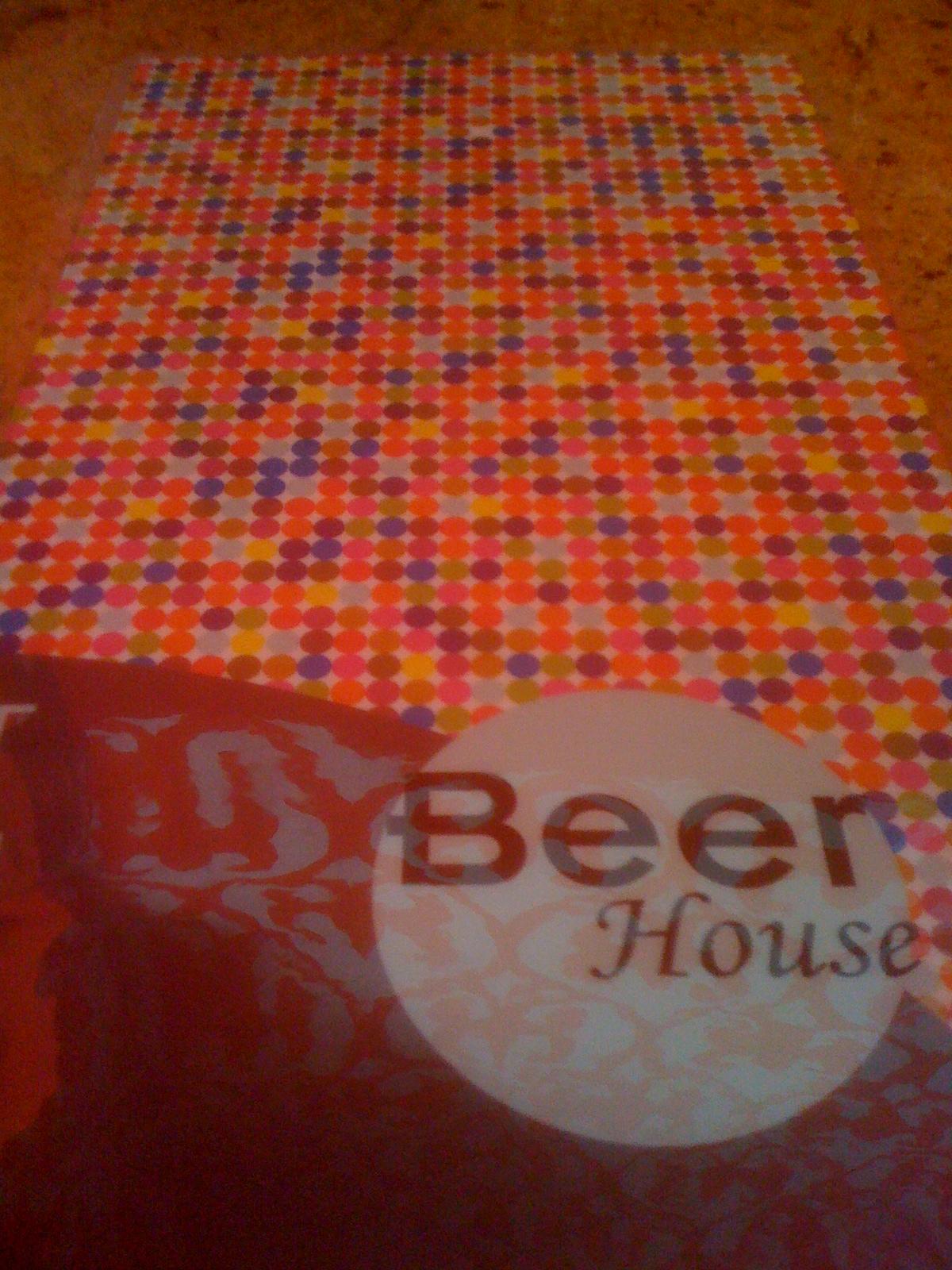 custom carpet design matches restaurant decor front window