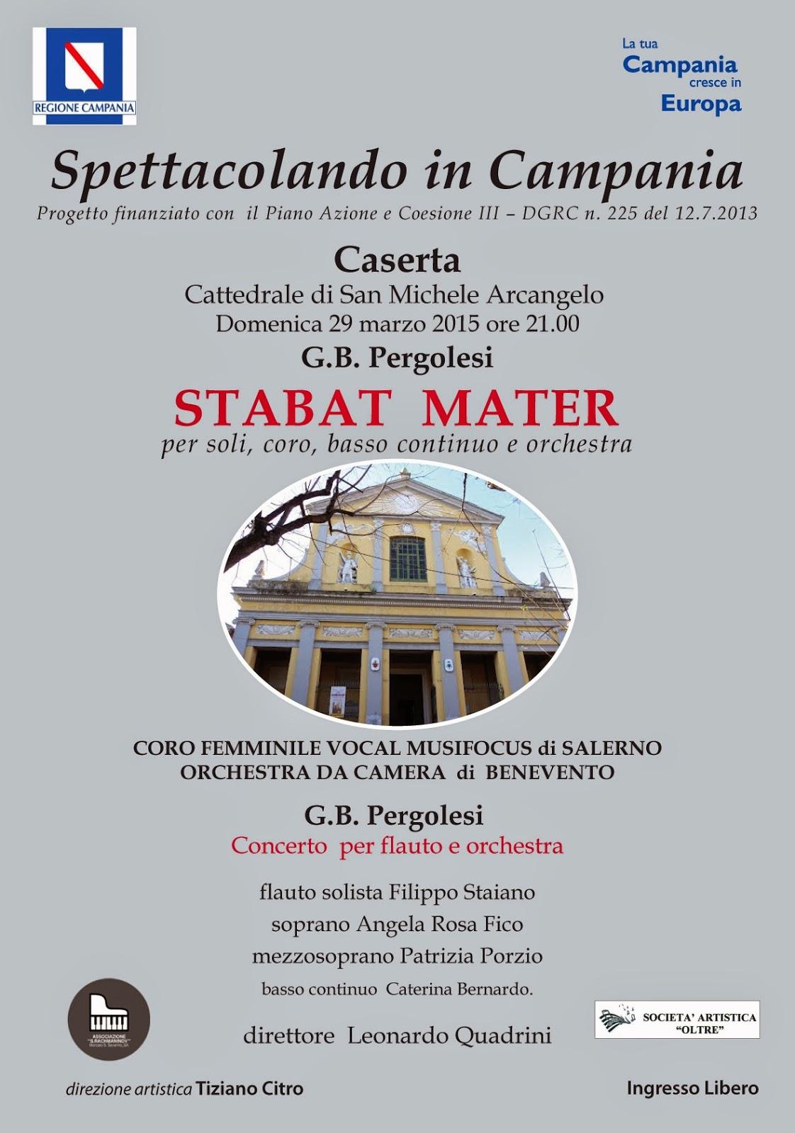 Spettacolando in Campania, 11 concerti