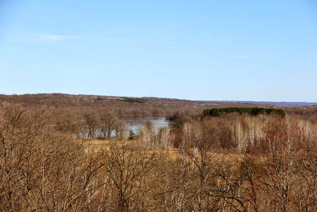 early Spring, St. Croix River valley
