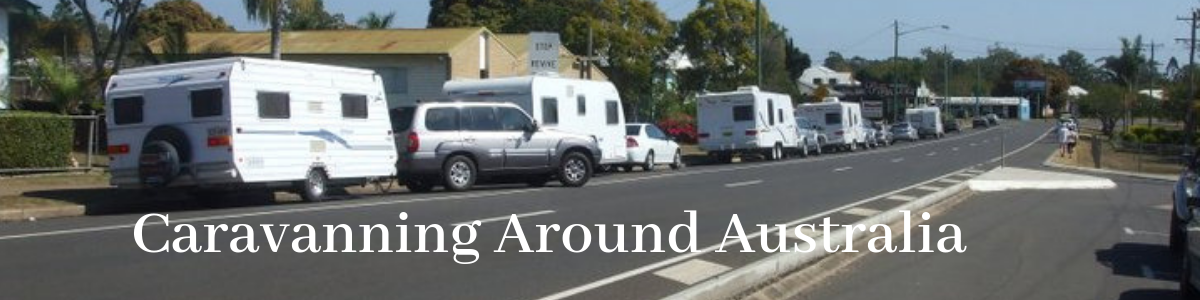 Caravanning Around Australia