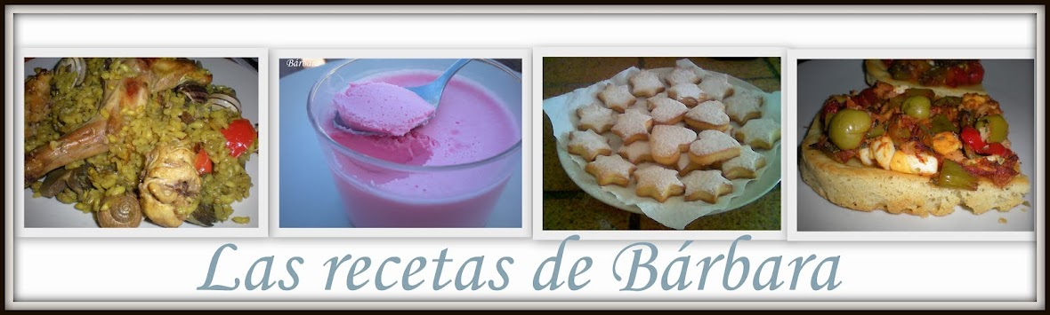 las recetas de barbara