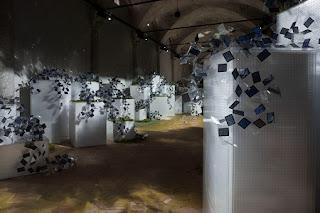 """Instalacion """"Energias Energeticas"""", Arte Y Ecologia"""