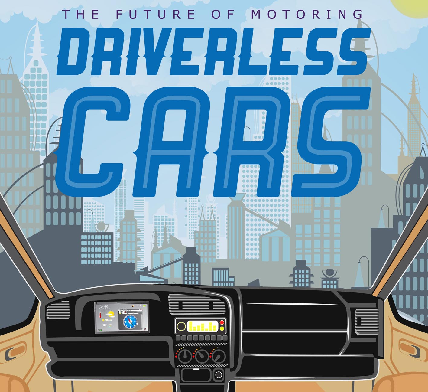 Guest Post: MoneySuperMarket.com: Driverless Cars, The Future Of Motoring
