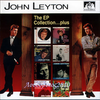 John Leyton – The EP Collection