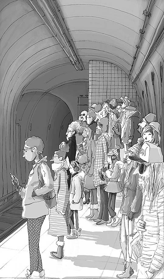 Ilustración de Carlos Díaz Consuegra