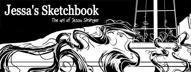 Jessa Sininger's Art Blog