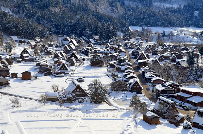 Shirakawa Go Village, Nagoya