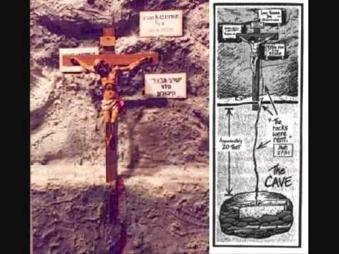 Ark Of The Covenant Found! Beneath Crucifixion Site! Christ's Blood On Mercy Seat!