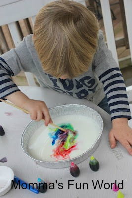 momma 39 s fun world 45 fun things you can do with food coloring