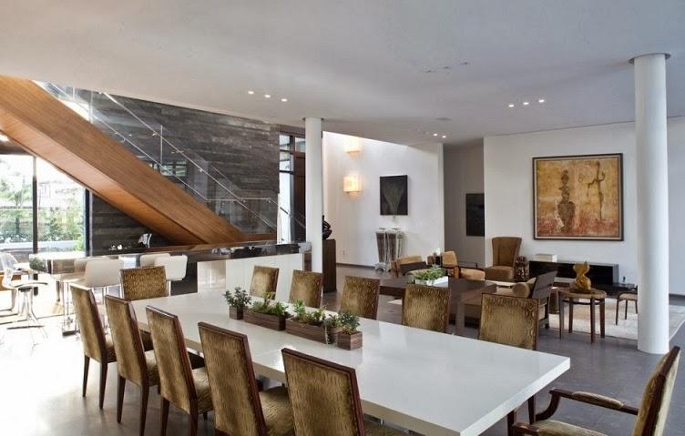 South island residence kz architecture golden beach - Casas de lujo interiores ...