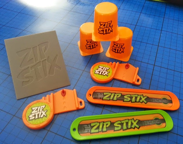 Zip Stix Stunt Pack set under £10 stockingfillers