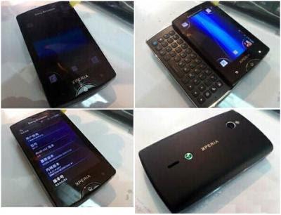 sony ericsson x8 mini pro. Mini Pro and Xperia X8.