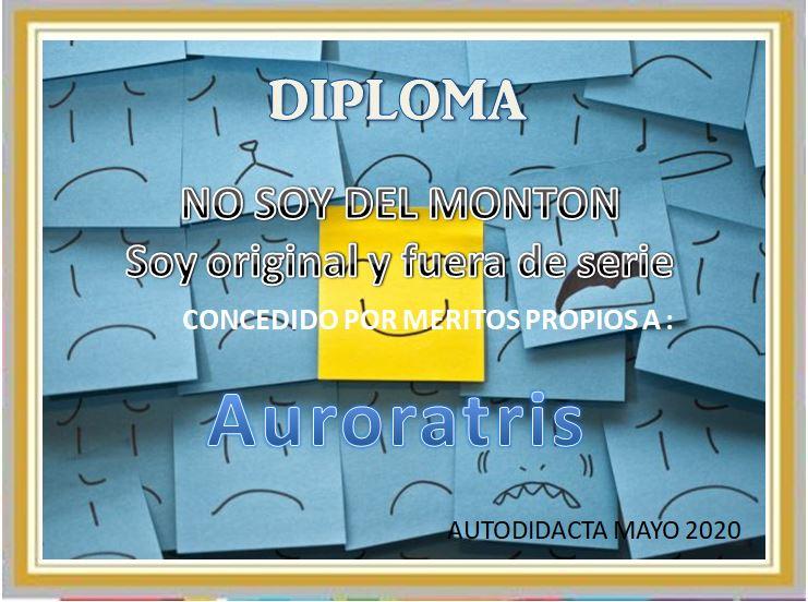 Diplomada por Rara