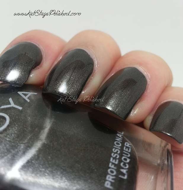 Zoya Fall 2013 - Claudine