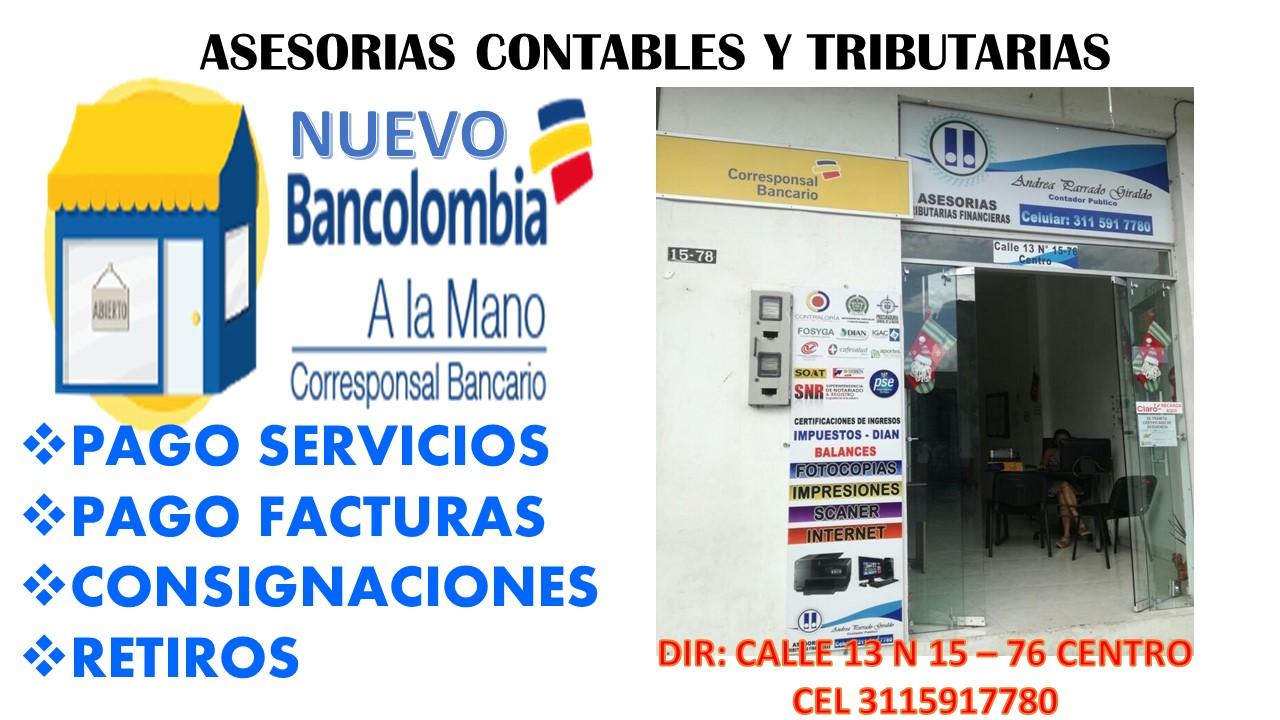 ASESORIAS CONTABLES..