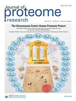 Human Proteome Project Nature