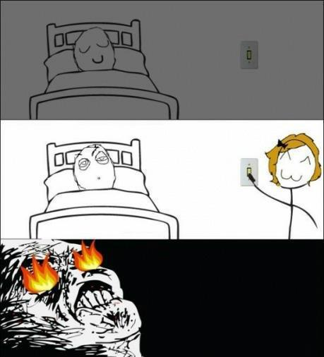 True story during sleeping