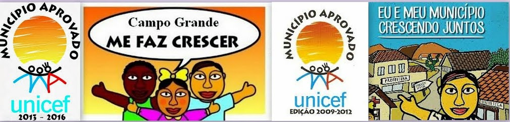 Campo Grande-RN Rumo ao Selo Unicef