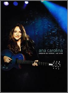 Assistir Ana Carolina Ensaio de Cores Show Online