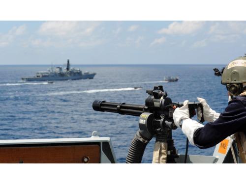 Media e informazione pirateria marittima somala il for Largo somalia