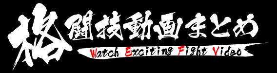 格闘技動画 まとめ