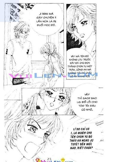 Ánh nắng chói chang chap 13 - Trang 23