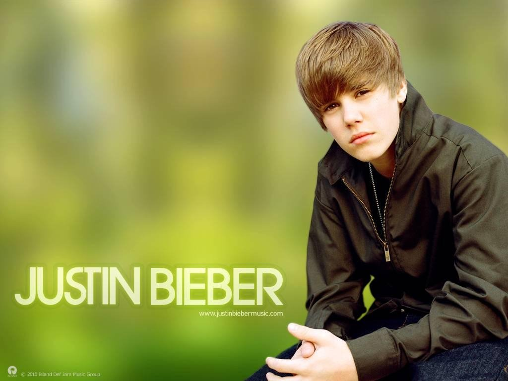I Love Justin Bieber Justin Bieber Wallpapers