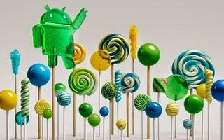 Từ Ngày 3/11 Android 5.0 Lollipop Được Phân Phối Tới Người Dùng