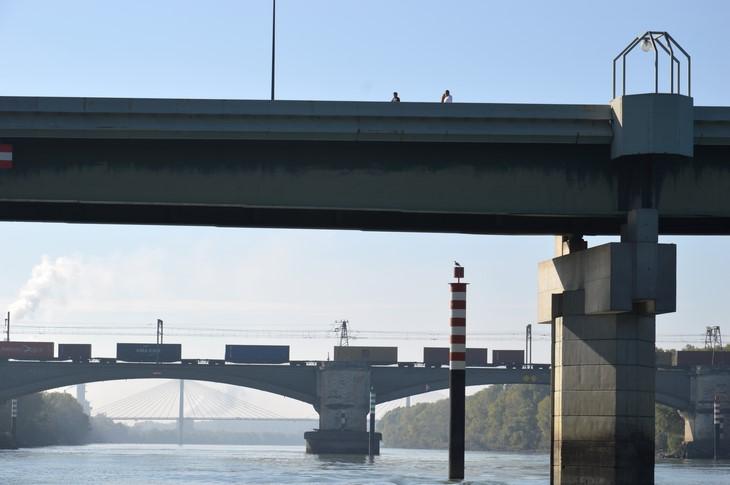 Les trois ponts - Beaucaire -Tarascon