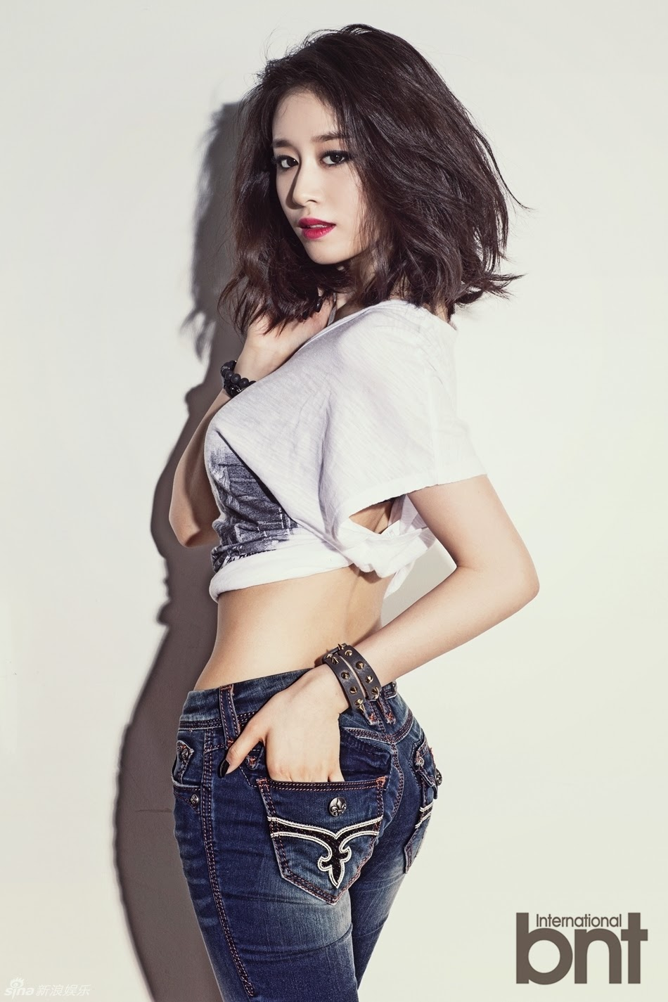 See More Of T Ara Jiyeon S Lovely Photos From Her Bnt