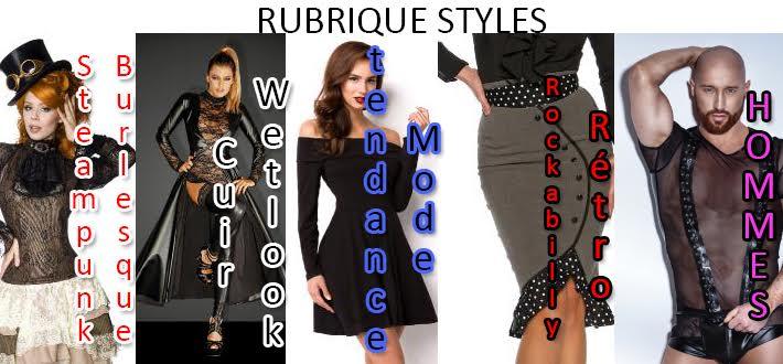 Mode pour femmes Glamour, rubrique psychosexe