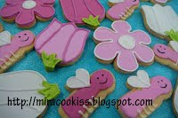 Birthday Decorated Cookies
