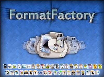 تحميل برنامج فورمات فاكتوري Format Factory لتحويل الفيديو والصوتيات مجانا
