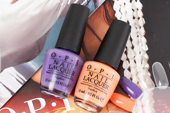 "OPI ""Hawaii"" Collection"