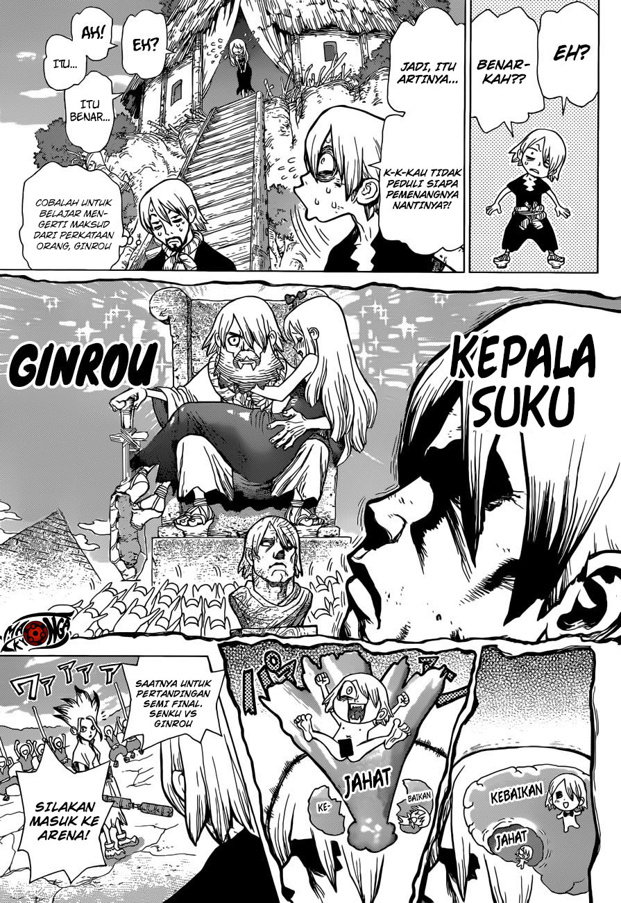 Dr. Stone Chapter 39-7