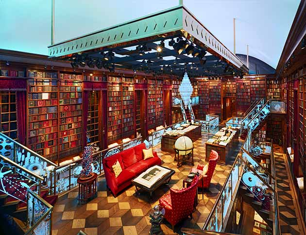 library interior design ideas 12