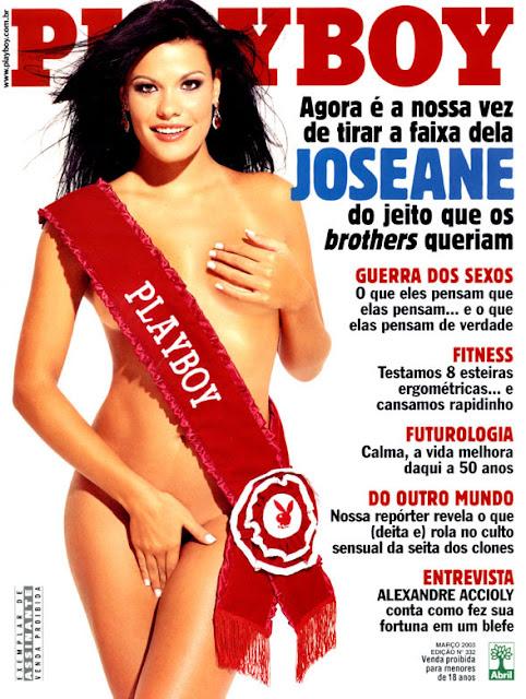 Joseane Oliveira BBB3 nua
