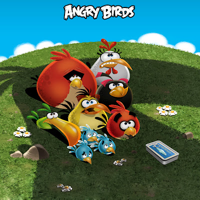 Wallpaper Angry Birds