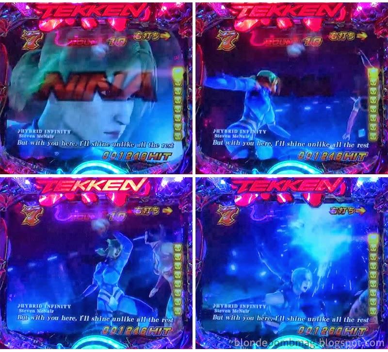 Nina Tekken CGI