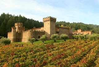 Castello di Amorosa in Napa Valley