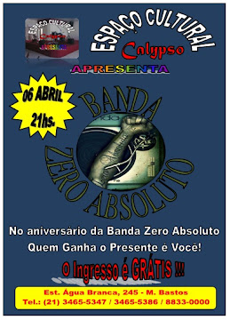 BANDA ZERO ABSOLUTO