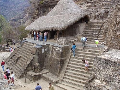 Zona Arqueológica Malinalco - Estado de México