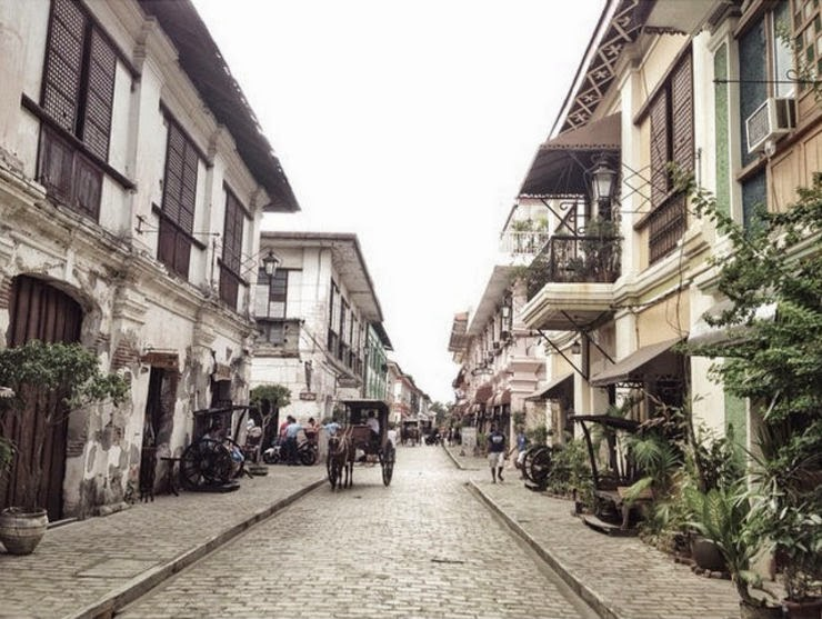 Vigan Philippines  City new picture : Vigan City, Philippines Is One of the New 7 Wonder Cities of the World ...
