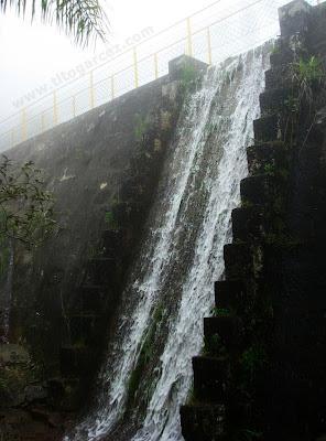 Cascata do parque municipal Nascentes de Paranapiacaba