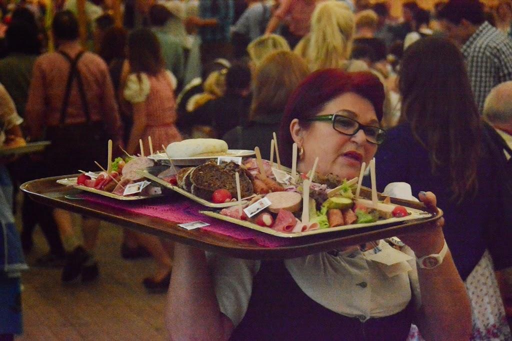 Oktoberfest Munchen 2014 food