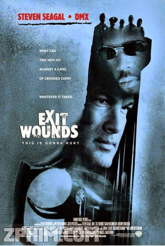 Vết Thương - Exit Wounds (2001) Poster