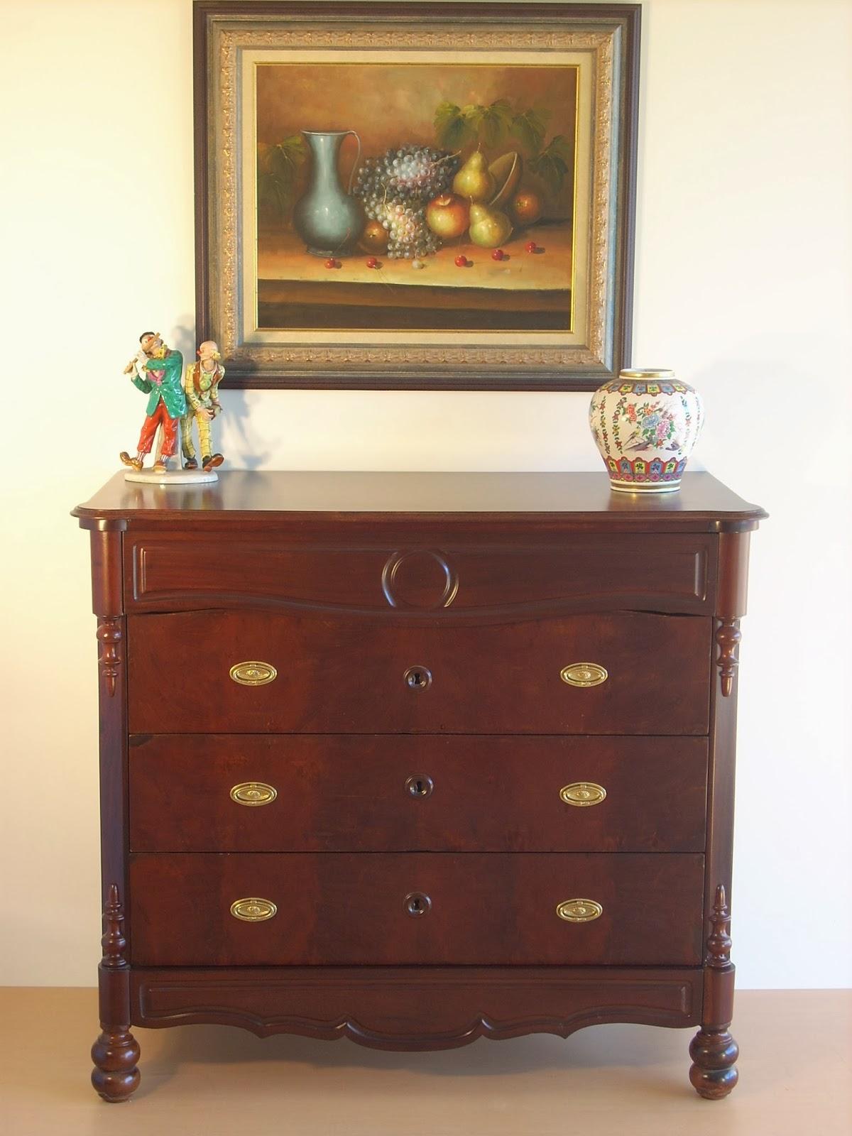 Venta de muebles antiguos restaurados naturmoble comoda - Muebles antiguos restaurados ...
