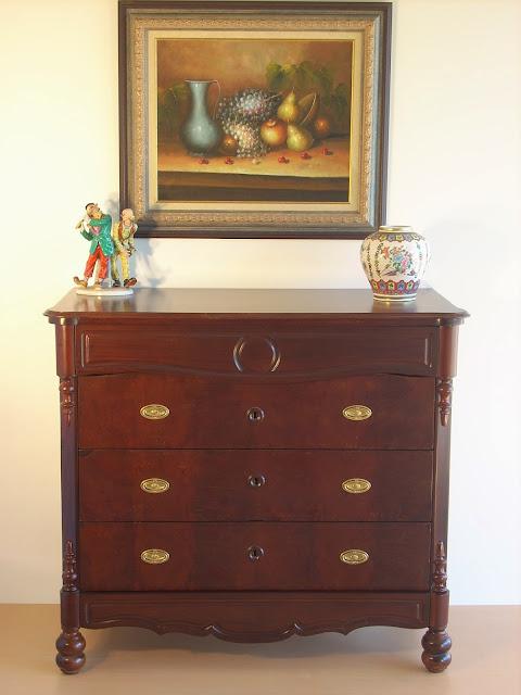 Venta de muebles antiguos restaurados naturmoble comoda - Muebles antiguos de madera ...